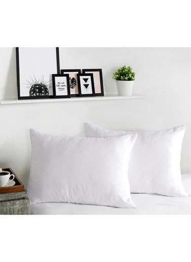 Morhipo Home 2'li Yastık Beyaz
